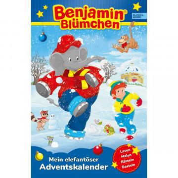 Benjamin Blümchen - Mein elefantöser Adventskalender