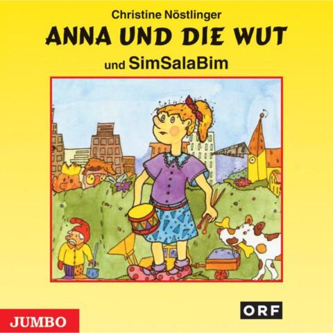 Anna und die Wut. CD