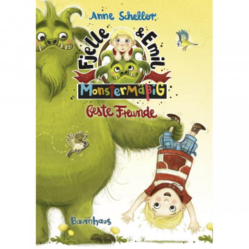 Fjelle und Emil 1 - Monstermäßig beste Freunde