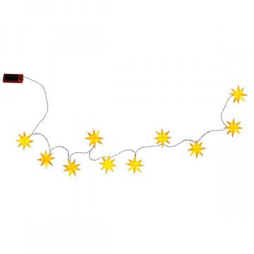 LED-Lichterkette »Sterne«