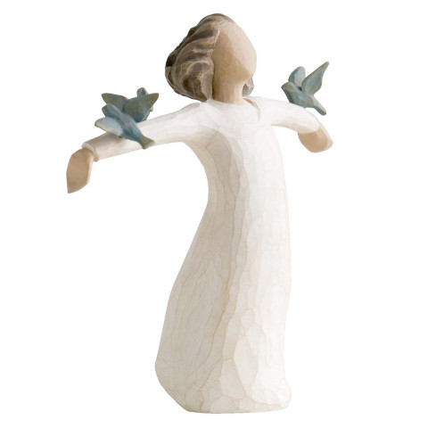 Figur »Vogelschar«