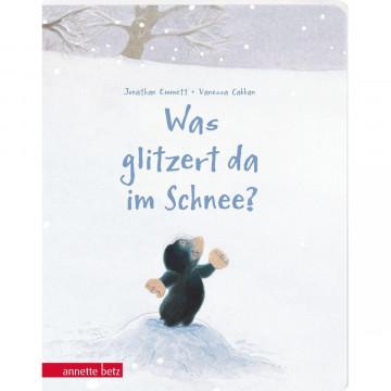 Was glitzert da im Schnee? - Ein buntes Pappbilderbuch über die Kunst, sich verzaubern zu lassen