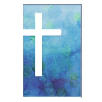 Kreuzrelief aus Acrylglas (1 Stück)
