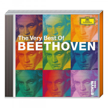 CD »The Very Best of Beethoven«