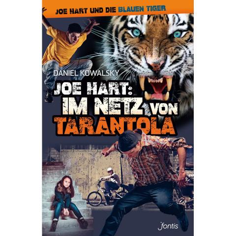 Joe Hart 05. Im Netz von Tarantola