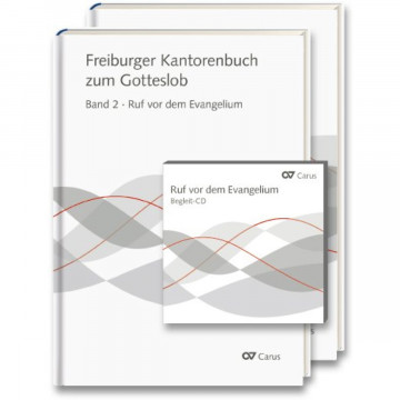 Freiburger Kantorenbuch zum Gotteslob. Paket