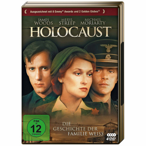 4 DVDs: »Holocaust«
