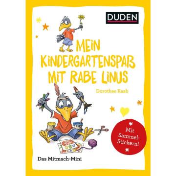 Duden Minis - Mein Kindergartenspaß mit Rabe Linus / VE mit 3 Exemplaren