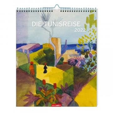 Die Tunisreise - Kalender 2022