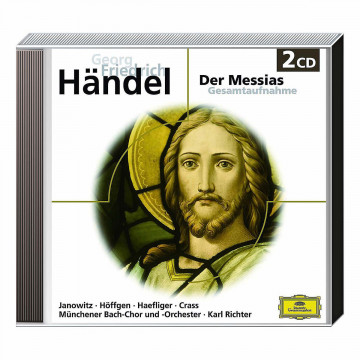 2 CDs: »Der Messias«