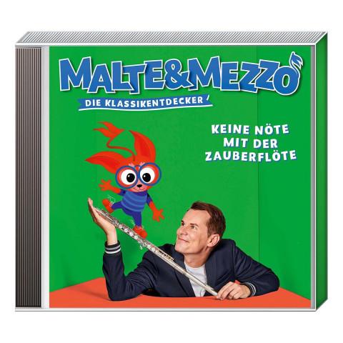 CD »Die Klassikentdecker: Keine Nöte mit der Zauberflöte«
