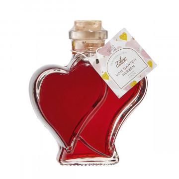 Sauerkirsch-Likör »Von ganzem Herzen«