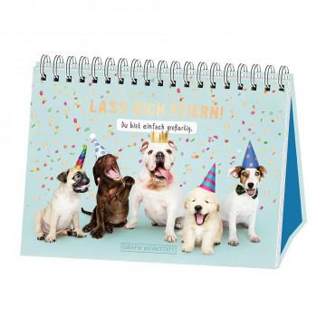 Lass dich feiern! Du bist einfach großartig!