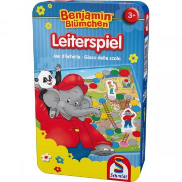 Benjamin Blümchen. Leiterspiel