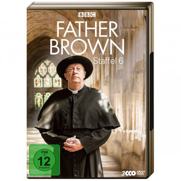 3 DVDs »Father Brown«