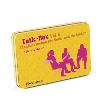 Talk-Box Vol. 6 - Glaubenssachen für Nach- und Umdenker