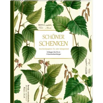 Geschenkpapier-Buch - Schöner schenken (Sammlung Augustina)