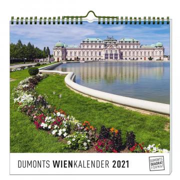 Wandkalender »Wien 2021«