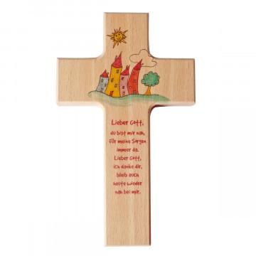 Kinderkreuz »Morgengebet«