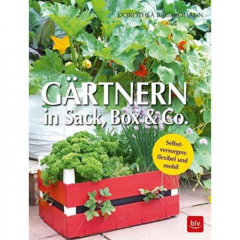 Gärtnern in Box und Sack