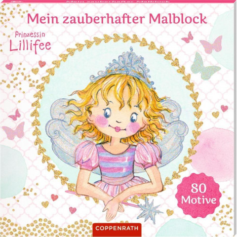 Prinzessin Lillifee: Mein zauberhafter Malblock