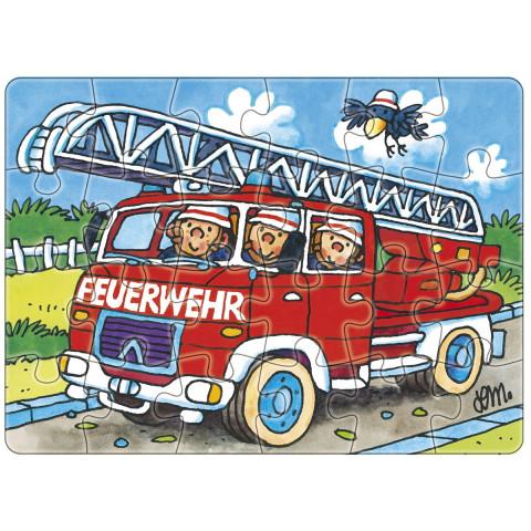 Ruf mich an in der Not - Feuerwehr