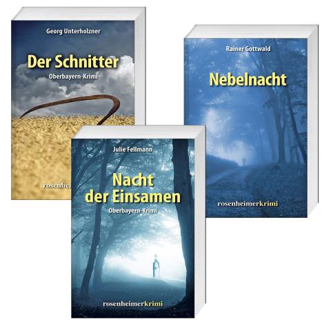 3er Set »Heimat-Krimis«