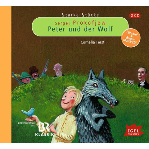 Starke Stücke: Sergej Prokofjew - Peter und der Wolf
