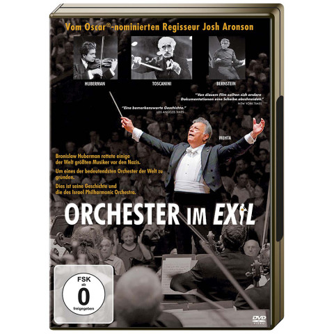 DVD Orchester im Exil