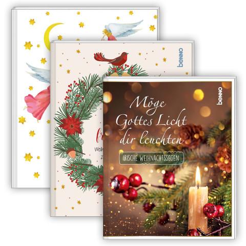 3er-Set Geschenkhefte »Weihnachten«