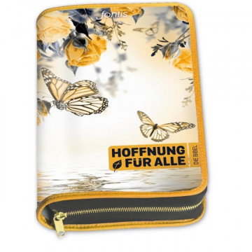 "Hoffnung für alle. Die Bibel - Bibelhülle ""Souldance"""