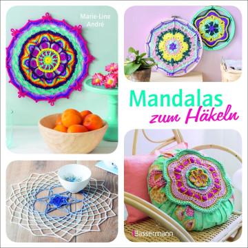 Mandalas zum Häkeln