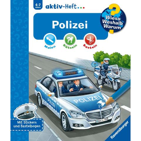 Polizei WWW aktiv-Heft