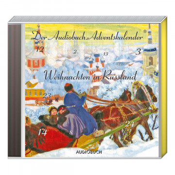 CD »Der Audiobuch-Adventskalender«