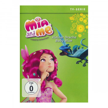 Mia and Me-Staffel 1-DVD 3