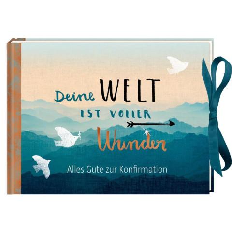 Geldkuvert-Geschenkbuch - Deine Welt ist voller Wunder