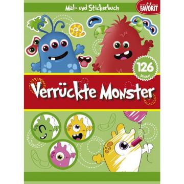 Verrückte Monster