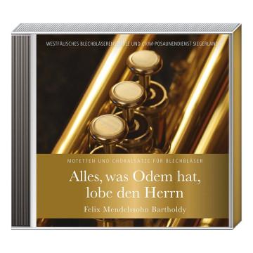 CD »Alles, was Odem hat, lobe den Herrn«