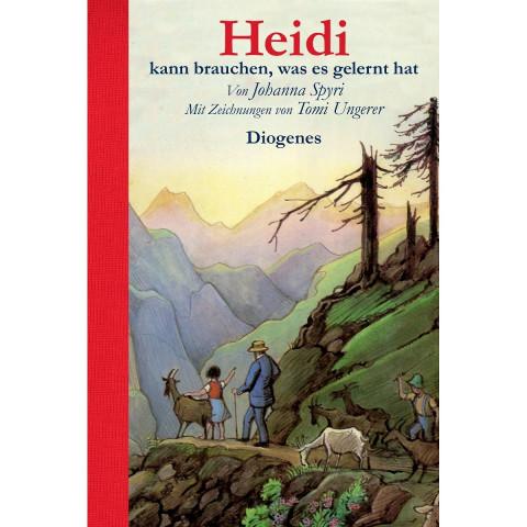 Heidi kann brauchen, was es gelernt hat