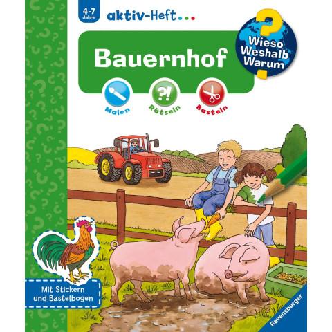 Bauernhof WWW aktiv-Heft