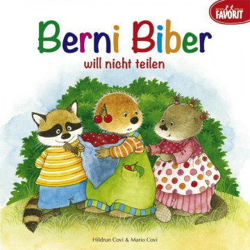 Berni Biber will nicht teilen