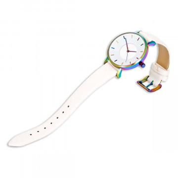Armbanduhr Regenbogen