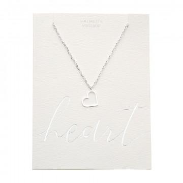 Halskette »Herz«