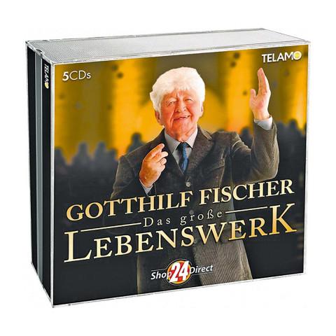 CDs »Gotthilf Fischer - Das große Lebenswerk«