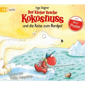 Der kleine Drache Kokosnuss 22 und die Reise zum Nordpol