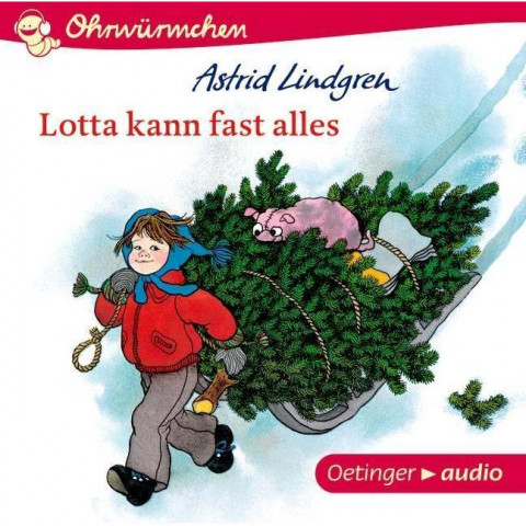Ohrwürmchen Lotta kann fast alles (CD)
