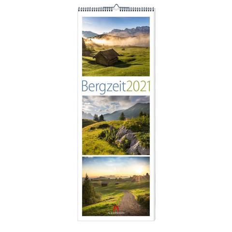 Kalender »Bergzeit 2021«