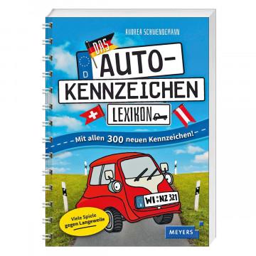 Das Autokennzeichen Lexikon