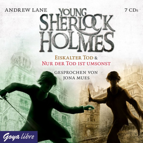 Young Sherlock Holmes 3 & 4