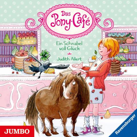 Das Pony-Café. Ein Schnabel voll Glück